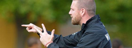 Worms-Coach Sascha Eller