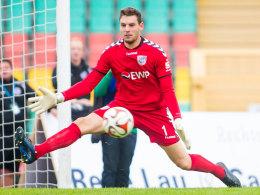 """""""Ich möchte mit dem SV Babelsberg 03 den nächsten Schritt gehen"""": Marvin Gladrow verlängert bei den Filmstädtern."""