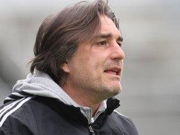 Die Viktoria ist wieder viertklassig: Trainer Slobodan Komljenovic.
