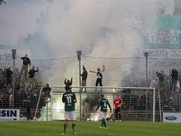 VfB: Fanblock bleibt im Heimspiel geschlossen