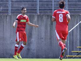 Garcias toller Start: Fortuna II schl�gt BVB II deutlich