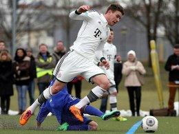 Leo verl�sst die Bayern Richtung FCI