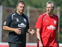 Rain/Lech: Trainer Steib trotzt Tiefschl�gen