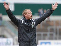 FCH-Coach Kiefer aus Krankenhaus entlassen