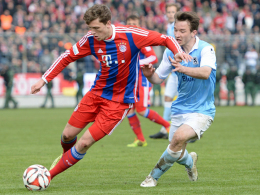 FCB-Reserve: Vertrag von Herbert Paul aufgel�st