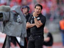 Wattenscheids Coach Toku ist gewarnt