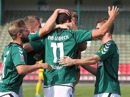 L�beck schielt Richtung 3. Liga