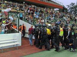 5000 Euro Geldstrafe f�r den BFC Dynamo