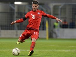 Fehlt den kleinen Bayern mehrere Wochen: Riccardo Basta.