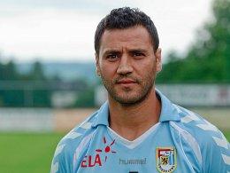 Wechselte vom luxemburgischen Oberhaus in die Regionalliga Bayern: Youssef Mokhtari.