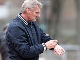 Nach sechs Spielen: Bommer verl�sst Aschaffenburg