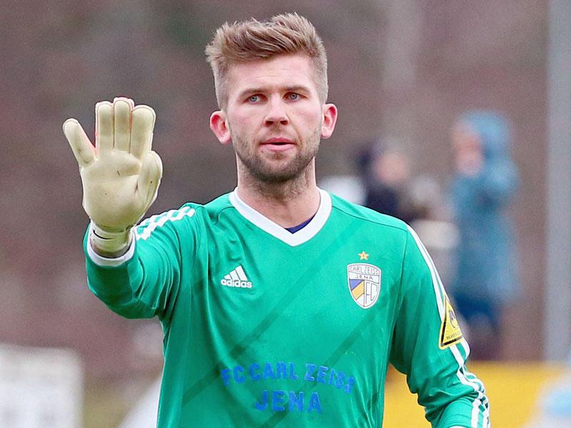 Drei Spiele Sperre für Raphael Koczor - FC Carl Zeiss Jena