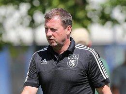 Ostermann h�rt am Saisonende beim LSK auf