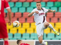 Zurawsky spielt zuk�nftig beim FC Viktoria
