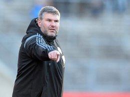 FCH-Coach Kiefer verl�ngert langfristig