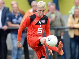 BVC verpflichtet Steffen -