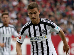 Korte erh�lt bei Waldhof einen Vertrag bis 2017