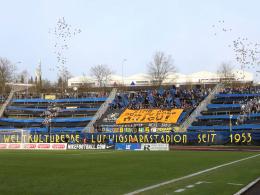Endlose Stadionsuche des FCS: V�lklingen im Gespr�ch