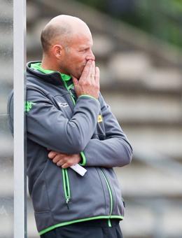 Seit sechs Spielen ungeschlagen: Arie van Lent und die Gladbacher Zweite.