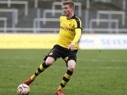 U23-Derby BVB-S04 f�llt aus