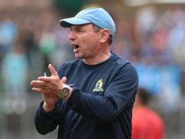 Triers Coach Peter Rubeck.