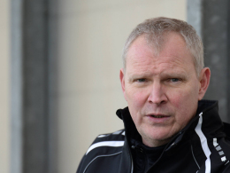 Bayreuths Trainer Christoph Starke
