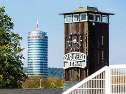 In Jena wird fr�hestens 2018 gebaut