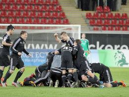 Maeks Schocker verhindert historischen OFC-Sieg