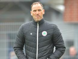 RWO-Trainer Zimmermann sieht