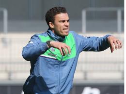 Wolfsburgs Ismael: