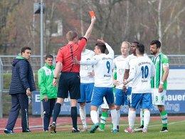 Eklat in Oldenburg - Schwere Vorw�rfe gegen Wolfsburg