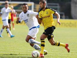 BVB verst�rkt die zweite Mannschaft