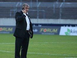 Sasic muss gehen - Mann neuer Sportlicher Leiter