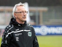 Hannover-Coach Kr�ger: