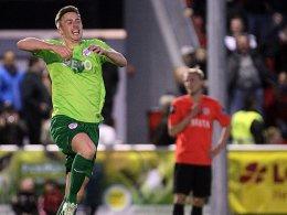 R�sers Tor beschert dem OFC das DFB-Pokal-Ticket