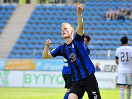 Aufstiegsspiele gelost: Lotte spielt gegen Mannheim