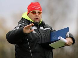GSC-Coach Sven Thoß