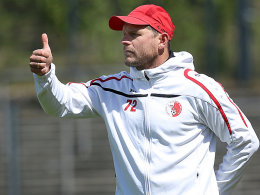 BAK startet mit Coach Baumgart neuen Angriff