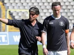 Onisemiuc neuer Trainer in Ahlen