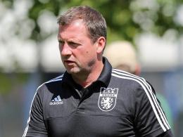 LSK-Trainer Ostermann begr��t dritten Neuzugang