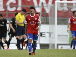 Ex-FCB-Talent Sieghart verl�sst Unterhaching