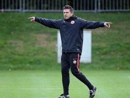 Bajramovic trainiert den Bahlinger SC