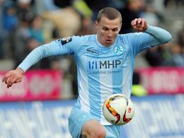 Schalker Knappenschmiede begr��t F�nf Neue