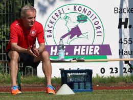 Siegens Griffel will Platz 14: