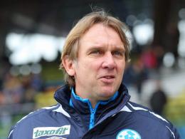 Dais neuer Chefcoach in Mannheim