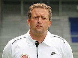 FCK: Moser wird neuer Trainer der U 23
