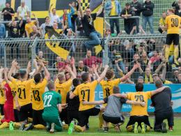 Hof mit Derby-Ambitionen und Arkenberg