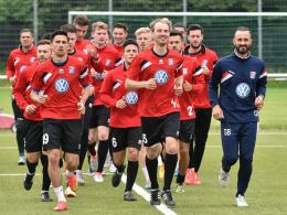 Lupo/Martini feiert Regionalliga-Premiere