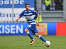 Steffen Bohl in Aktion