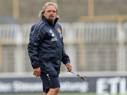 Lok-Trainer Heiko Scholz